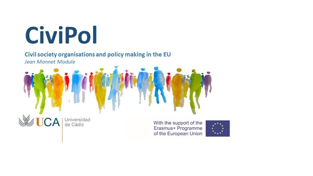 [CiviPol] – Civil society organisations and policy making in the EU