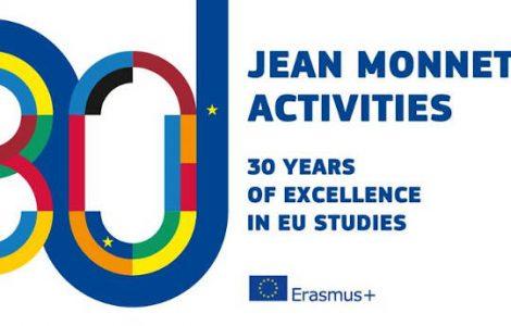 30º aniversario de las actividades Jean Monnet