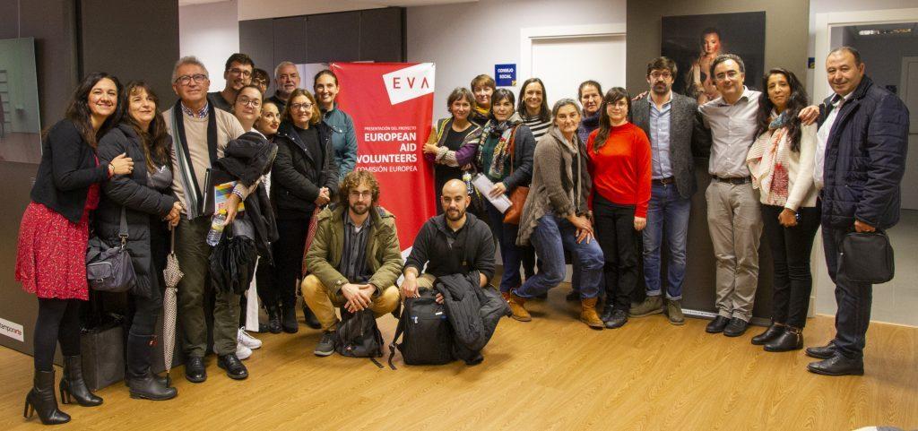 APY Solidaridad    La Oficina de Cooperación y Voluntariado Internacional se suma al Programa EU Aid Volunteers de la Unión Europea