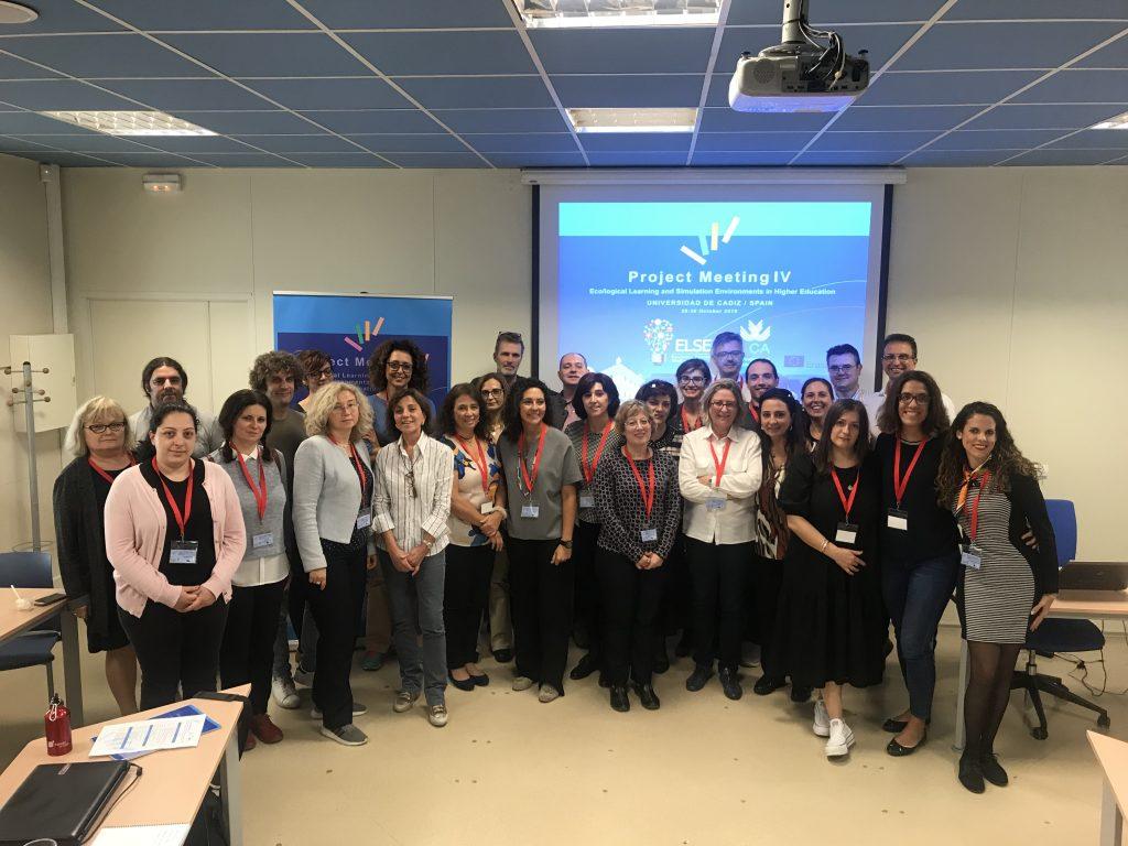 La UCA acoge el IV Encuentro internacional del proyecto Erasmus+ 'ELSE'