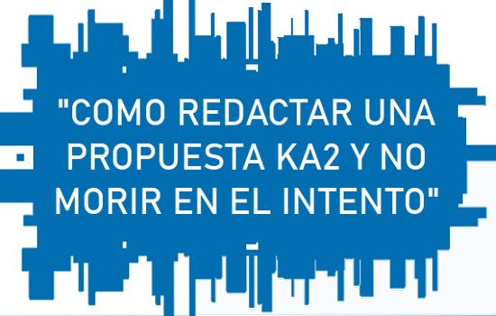 IMG Curso de redacción de proyectos de asociaciones estratégicas