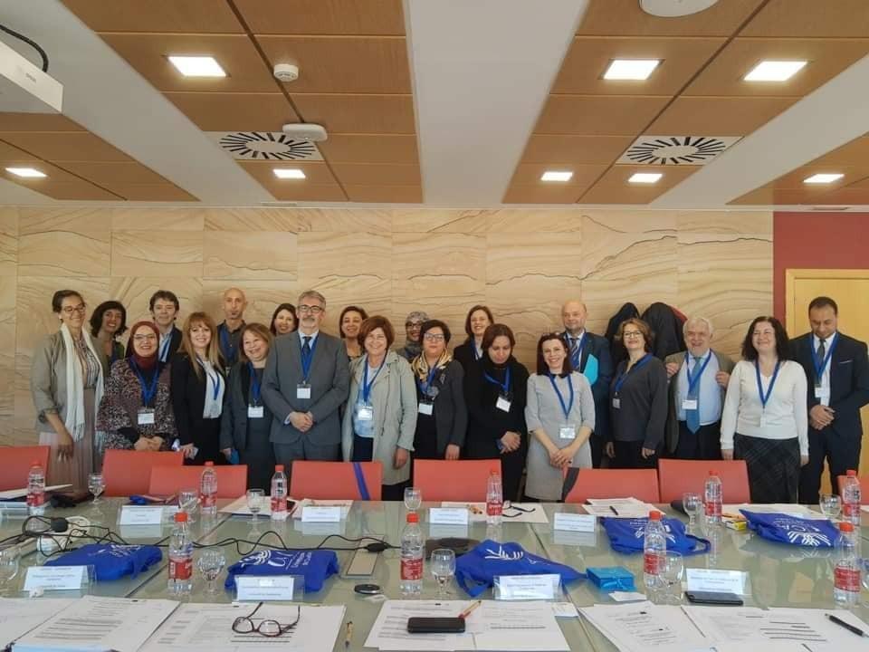 """Reunión de lanzamiento del proyecto """"Innovación social y tecnología para una mejor empleabilidad de las mujeres tunecinas"""""""