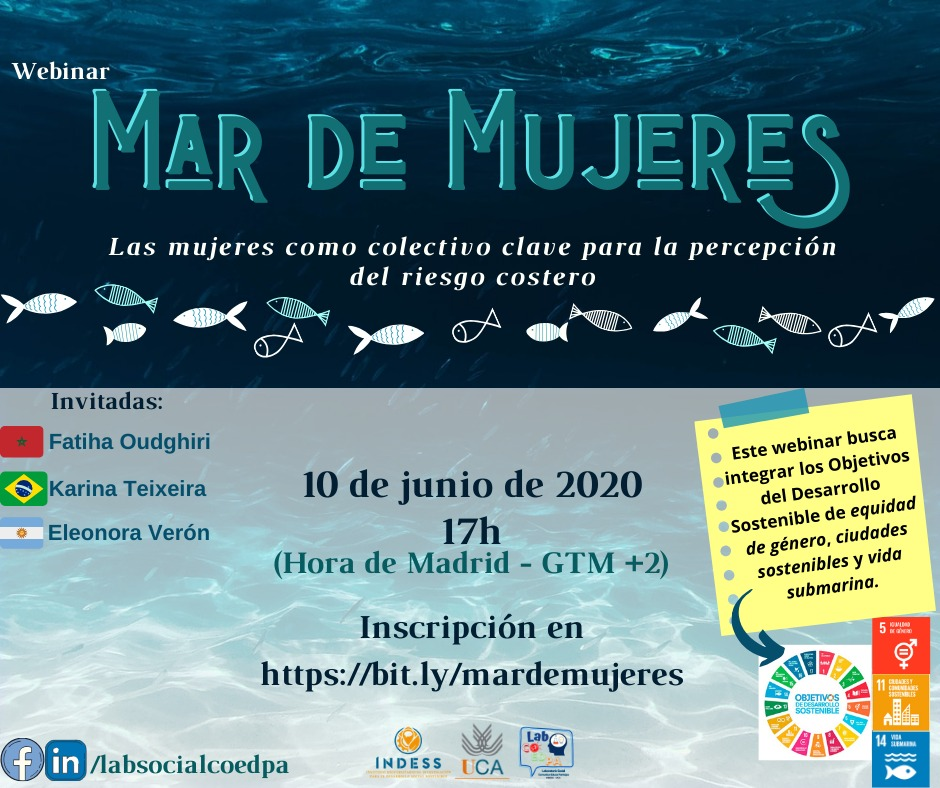 Celebración de la Efeméride del día mundial del Oceano
