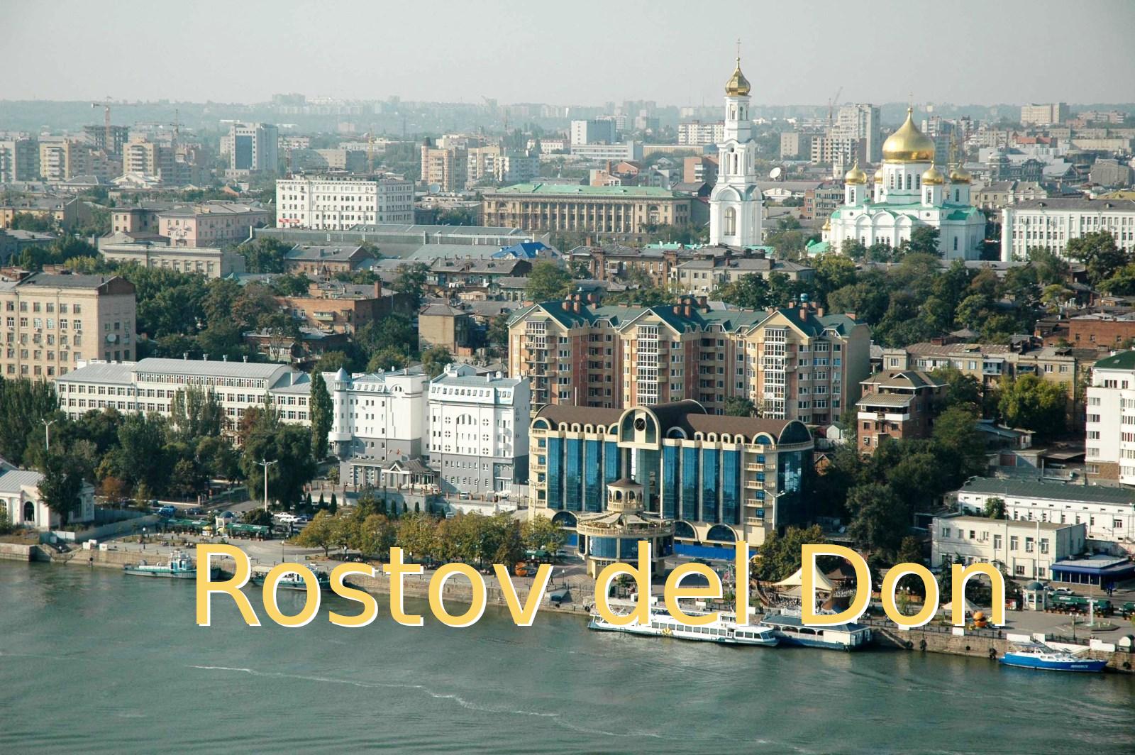Desarrollo de plan piloto de movilidad virtual con la Universidad de Rostov del Don