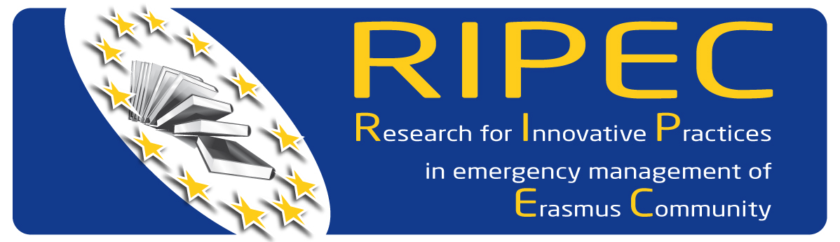 RIPEC – Research for Innovative Practices in Emergency Management of Erasmus