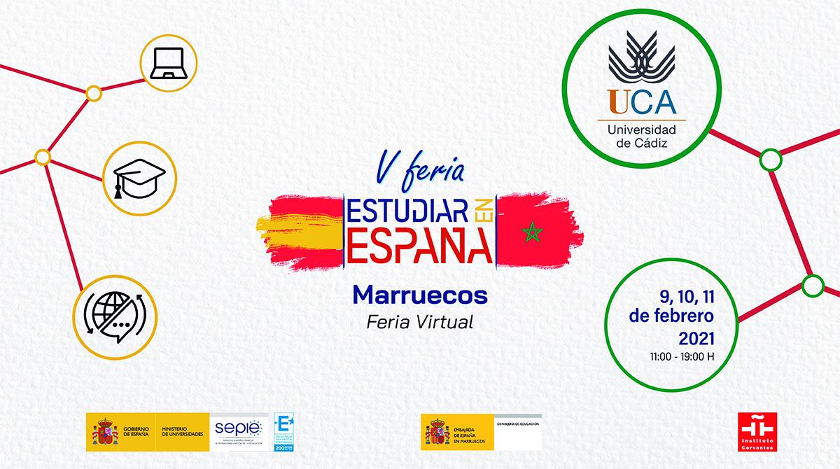 La UCA presente en la V Feria #EstudiarEnEspaña
