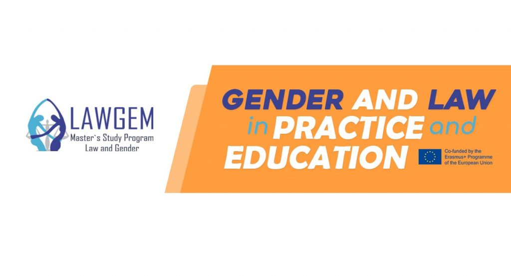 "IMG Proyecto LAWGEM, la UCA acogerá el Congreso Internacional ""Gender and Law in Practice and Education"""