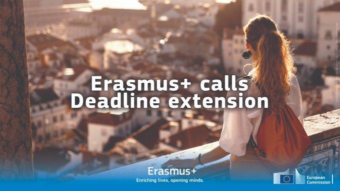 IMG Ampliado el plazo de presentación de proyectos de Sport y de Erasmus Mundus