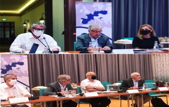 IMG La Junta de Gobierno de SEA-EU se reúne presencialmente en la Universidad de Malta