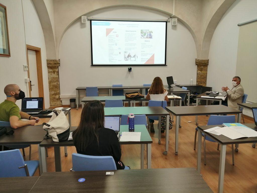 IMG La UCA realiza el curso de redacción de propuestas de Asociaciones de Cooperación del programa Erasmus+