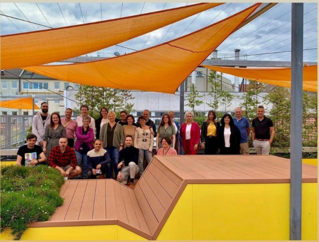 IMG Primera reunión presencial del proyecto transnacional ALLINC! Building LGBT+ friendly schools across Europe