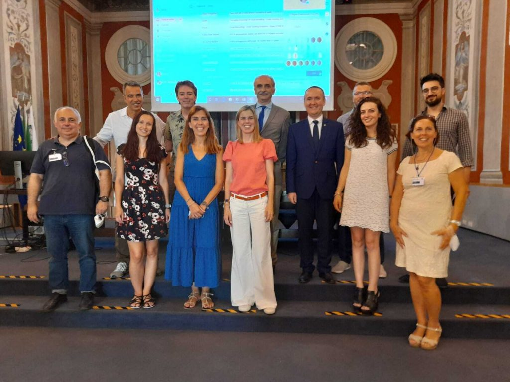 Research for Innovative Practices in Emergency Management of Erasmus Community